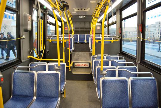 A OC Transpo Bus