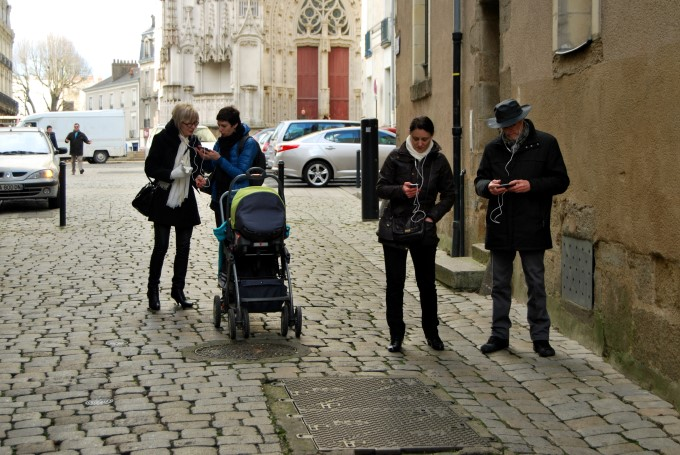 People of Nantes