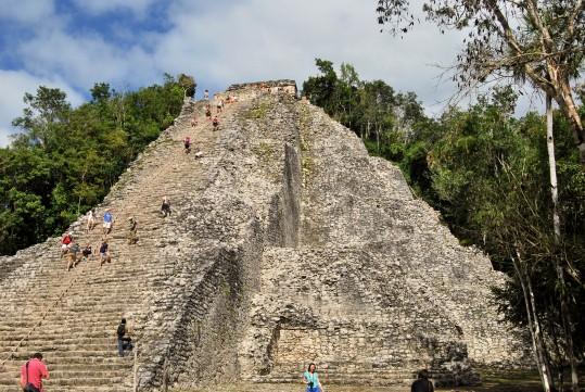 Cobá Ruinas