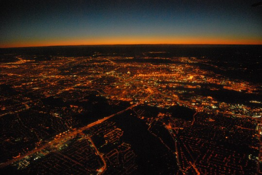 Above Montreal