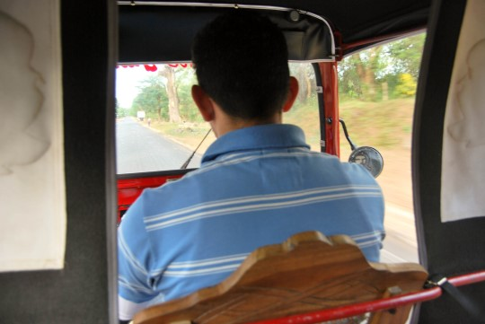 ... And The Tuk Tuk