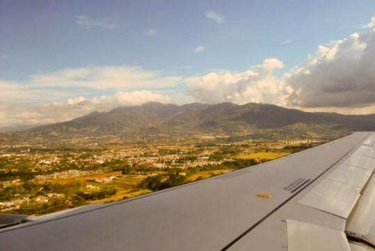 Arriving in San José