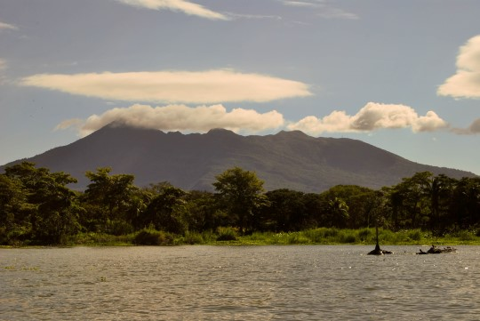 Mombacho Volcano