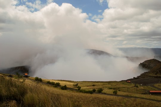 The Steamy Crater