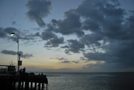 Sunset  in Moyogalpa