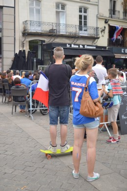 France-Germany Game