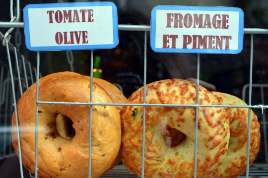 Bagels in Nantes