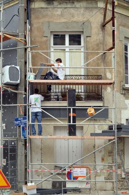 Façade Restoration