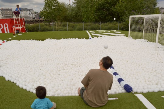 Giant Ball Pool