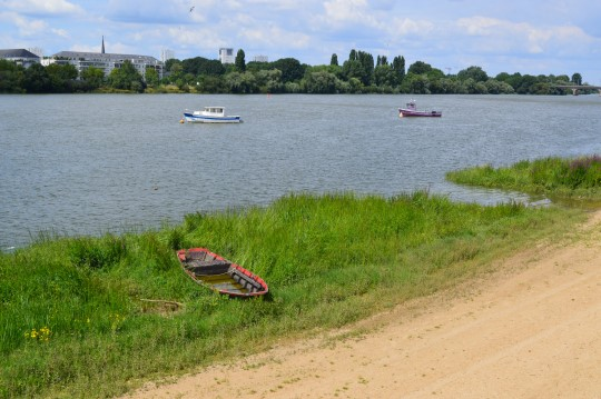 Along the Loire River