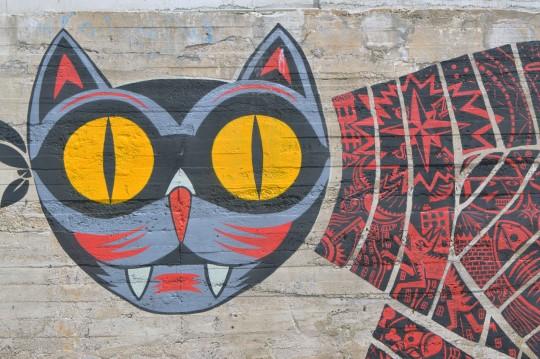 Graffiti in Nantes