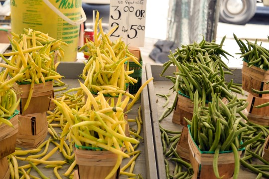 Local Produce at the Byward Market