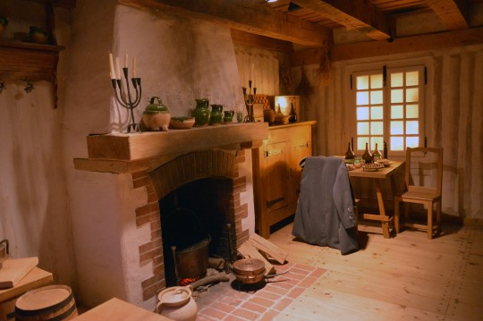 New France: House of a Cooper