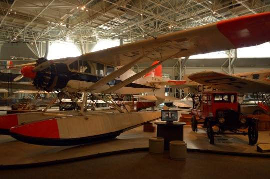 The Canada Aviation and Space Museum