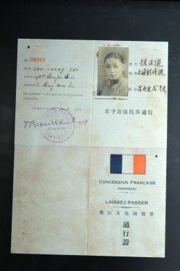 French Colonial Hukou