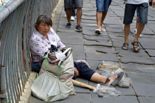 Selling Turtles in Wuhan