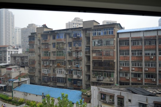 Going to Hankou
