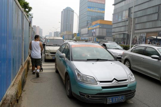 Getting Around in Wuhan