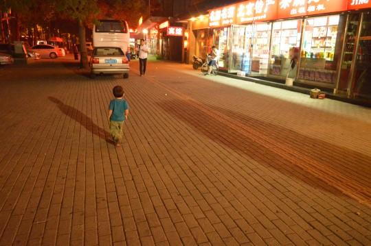 Mark, Discovering Beijing