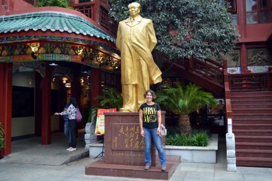 Mao in Changsha
