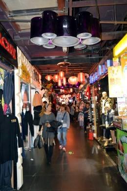 Shopping Street Underground