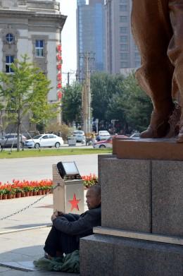 Mao's Statue