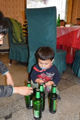 Opening Beer Bottles