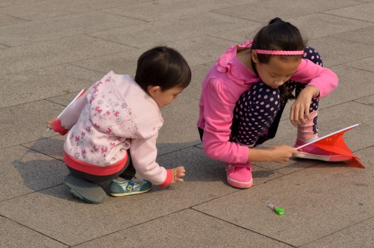 The Kids on Tiananmen