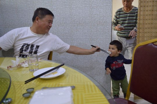 Mark and Feng's Uncles