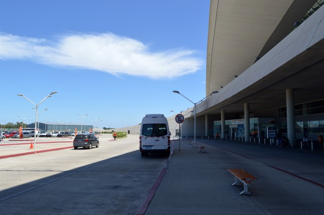 Montevideo Airport