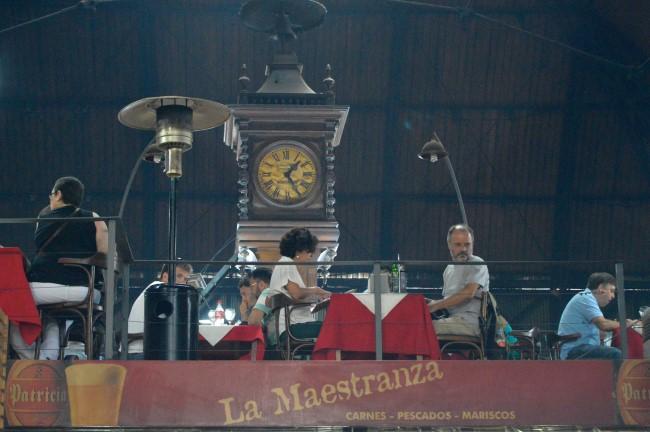 El Mercado in Montevideo
