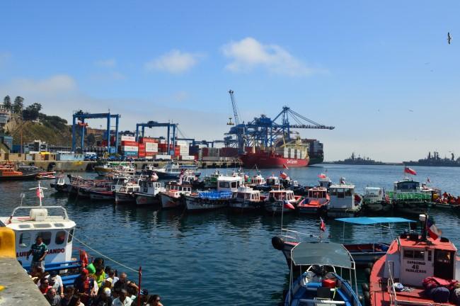 Port of Valparaíso