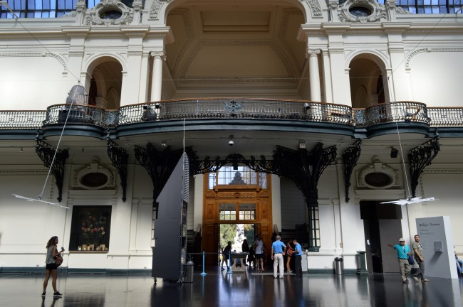 Museo Nacional de Bellas Artes