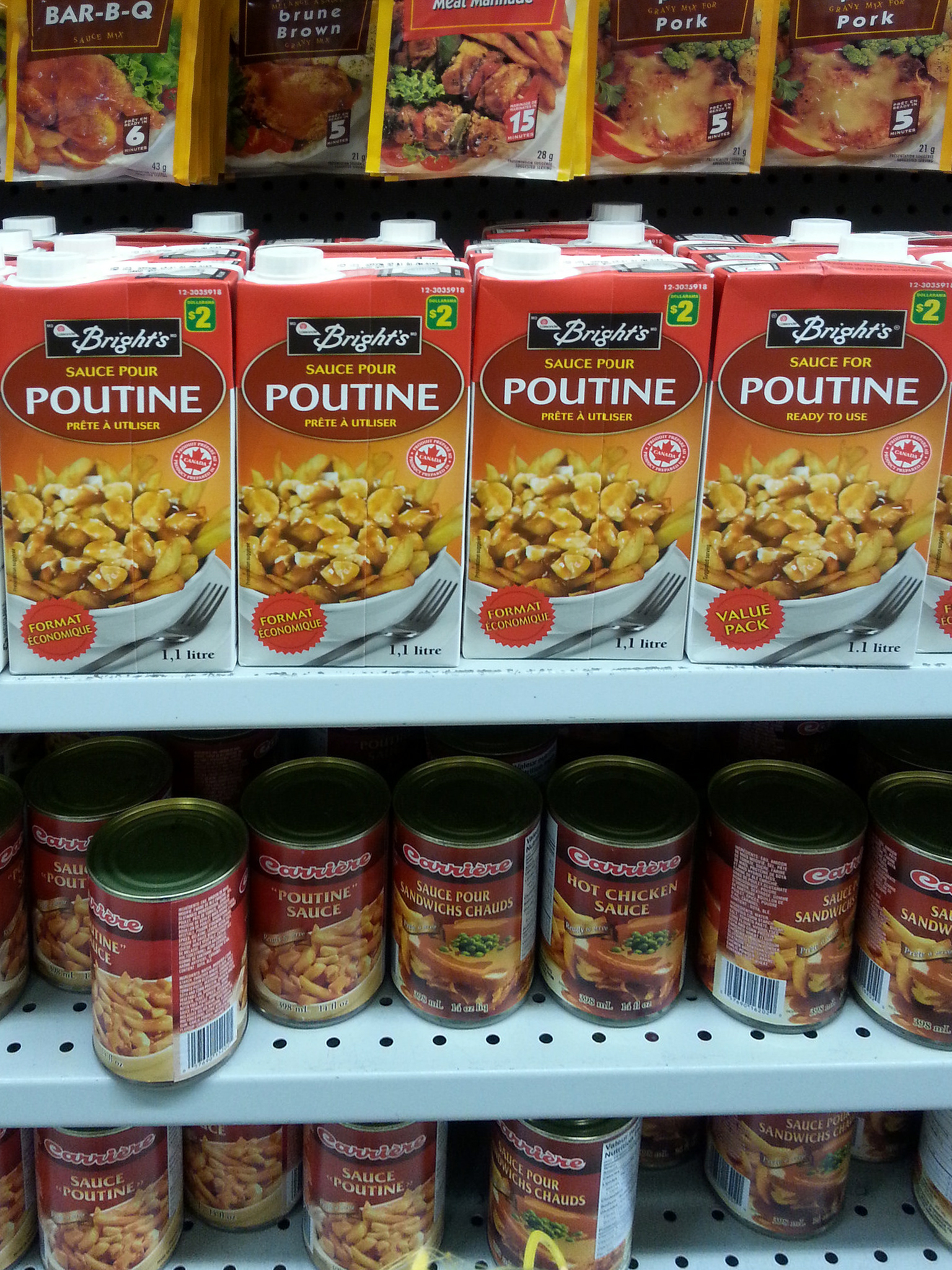Poutine Sauce, Ottawa, May 2015