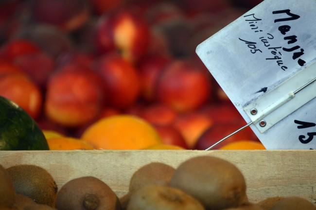 Kiwis and Peaches