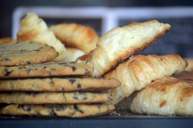 Cookies and Croissants