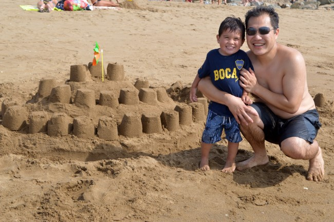 Saint Michel Beach