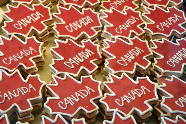 Canada Cookies, Ottawa, September 2015