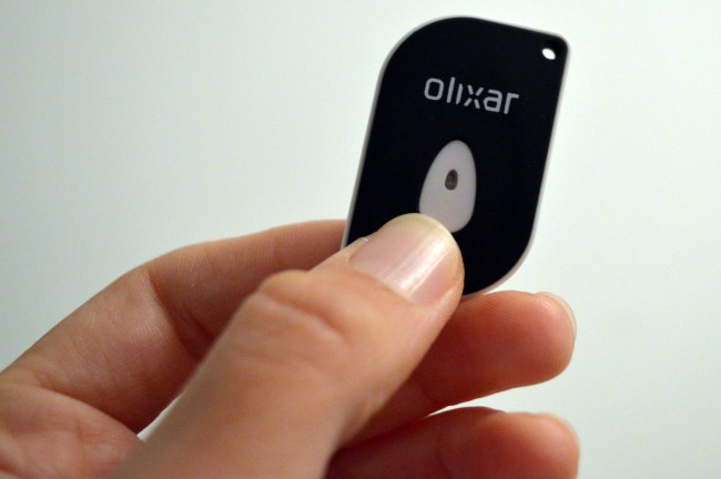 Olixar Bluetooth Anti-Lost Device & Keys Finder Alarm & Selfie Shutter