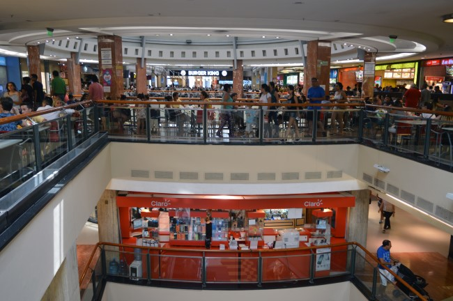 Oi shopping mall