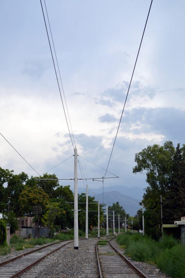 Metrotranvía Mendoza
