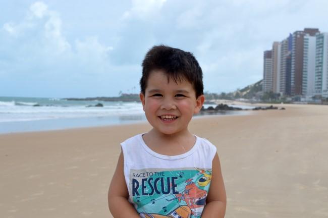 Praia do Meio in Natal