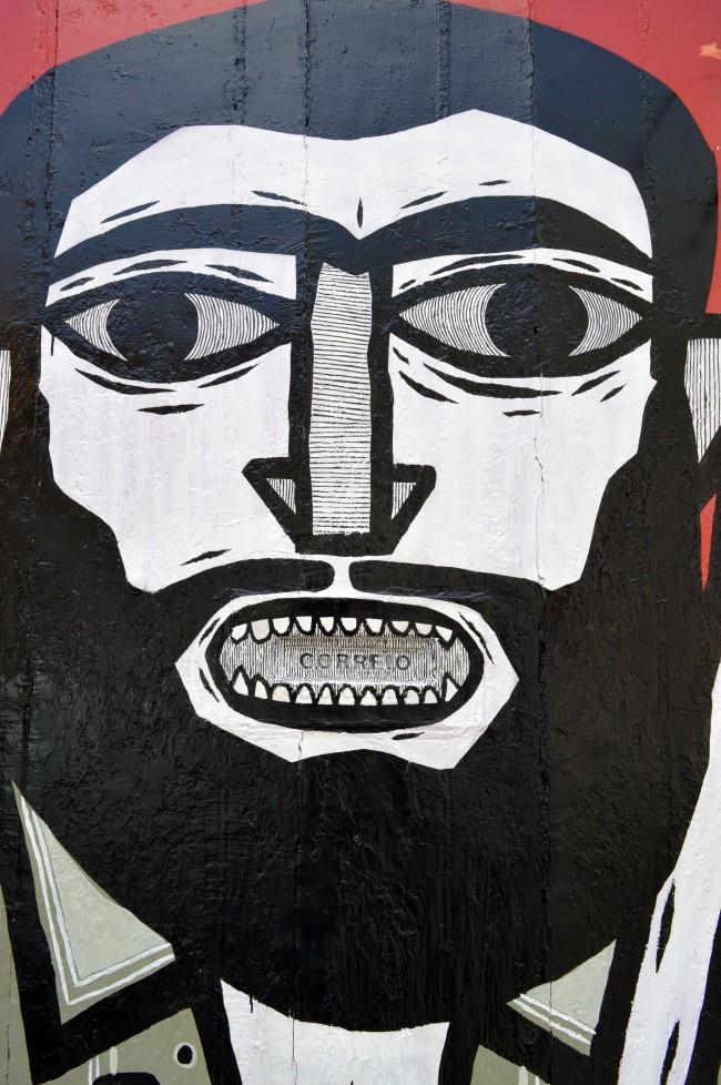 Street art in Olinda