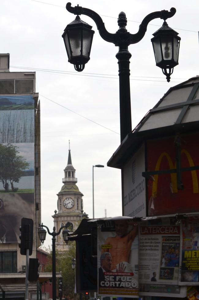 Avenida Libertador Bernardo O'Higgins