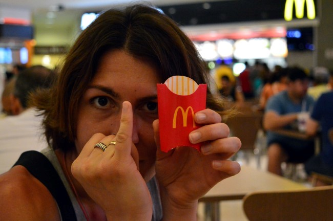 Tiny Happy Meal