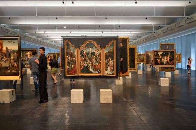 Museu de Arte de São Paulo Assis Chateaubriand - MASP