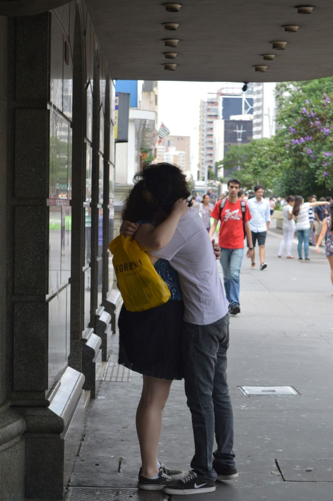 Paulistas in love