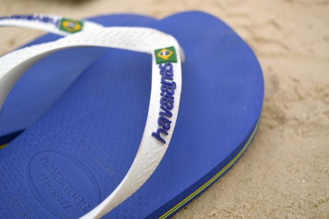 Feng's Brazlian sandals