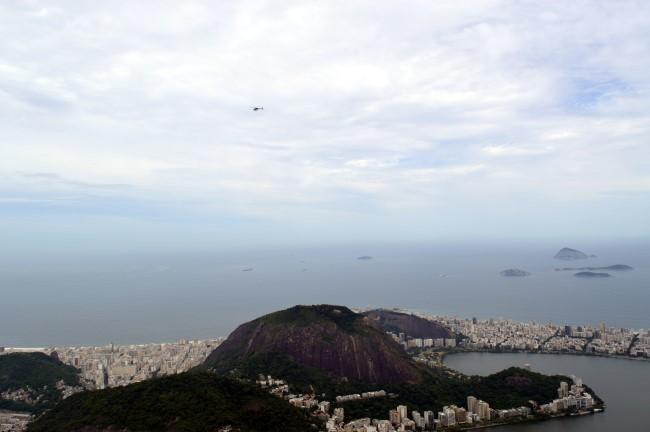 Rio de Janeiro from morro do Corcovado