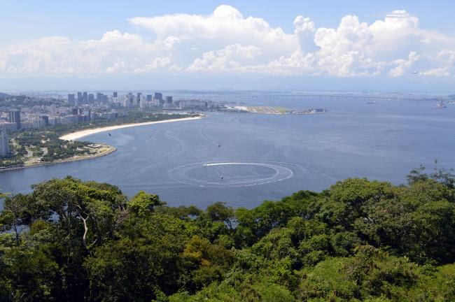 Rio from the Morro da Urca